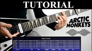 Cómo tocar No buses de Arctic Monkeys (Tutorial de Guitarra) / How to play