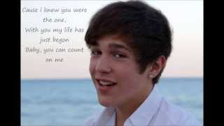 Austin Mahone - Heart in my Hand Lyric Video