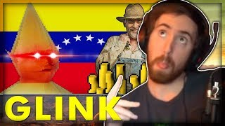 "Asmongold Reacts to ""Runescape Players Are Hunting Down Venezuelans"" by Glink"