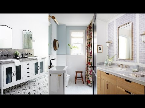 Interior Design – EDITOR'S PICKS: 3 Beautiful Bathroom Design Ideas