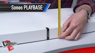 Sonos Playbase Unboxing: Die neue Soundbase ist da!