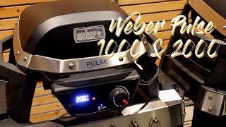 Weber Pulse 1000 und Weber Pulse 2000 - Das Grill und BBQ Erklär Video