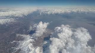 Фанские горы возле Ташкента. Рейс Даболим-Новосибирск. Гоа. Индия. Февраль-март 2018 г.