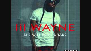 Lil Wayne Feat. Drake   She Will (Slowed Down)