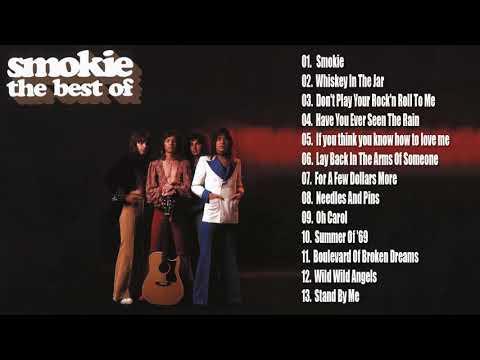 Smokie Nonstop Playlist- Smokie Greatest Hits Full Album - The Best Songs of Smokie Playlist 2020