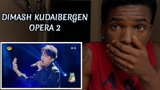 "FIRST TIME WATCHING | DIMASH - Opera 2 (Ep. 2) ""Singer 2017"""