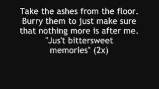 Bullet for my valentine - bittersweet memories (LYRICS and DOWNLOAD LINK)