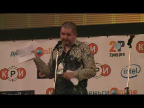 1/4 Церемония вручения премии КРИ Awards 2010