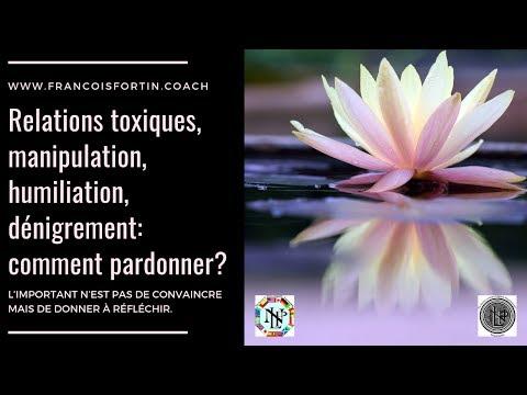 Pardon et relation toxique