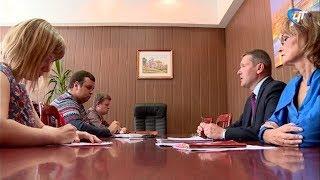 О готовности школ к новому учебному году рассказал вице-мэр Великого Новгорода Анатолий Осипов