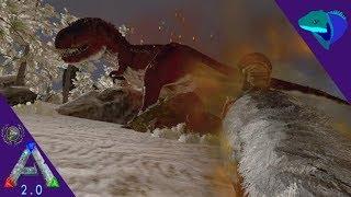 ark mobile tek rex