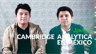 Cambridge Analytica en México, ESTO SABEMOS