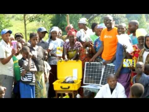 Solar Suitcases for Safer Childbirth in Tanzania