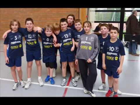 HBCBP -13ans 2009-2010 1ere saison d'une jeune equipe