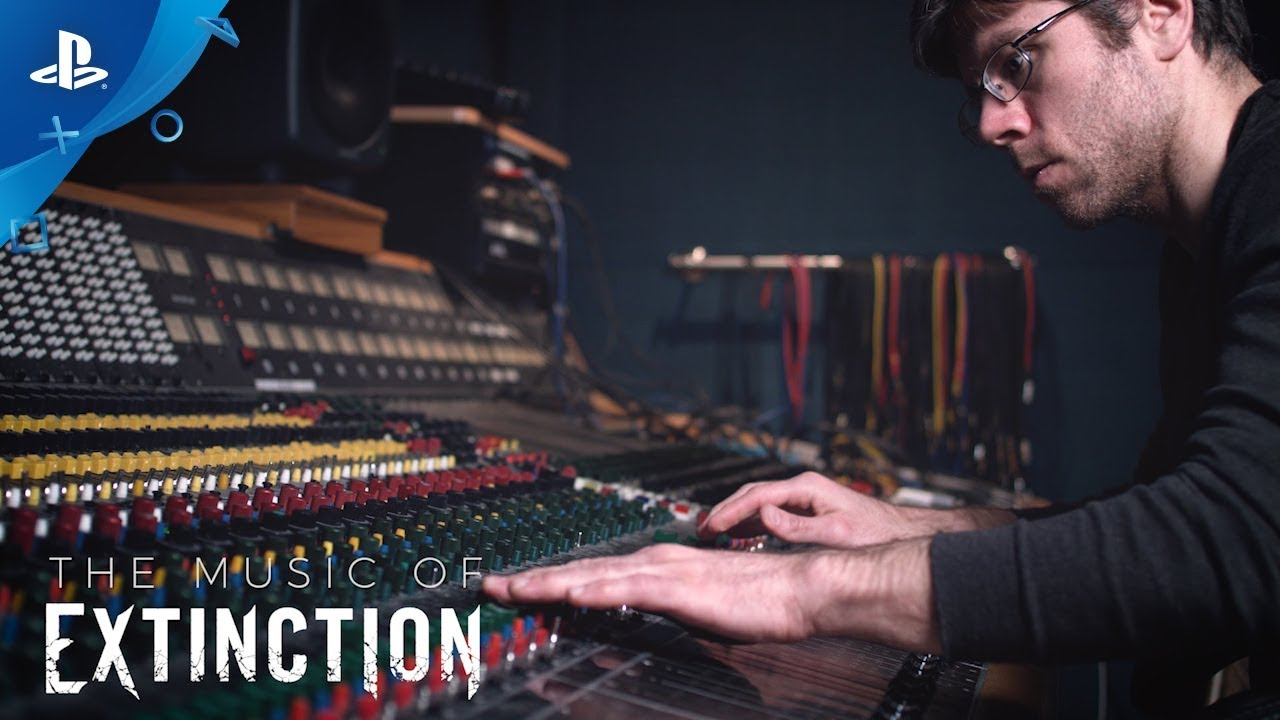 The Making of Extinction's Epic Score