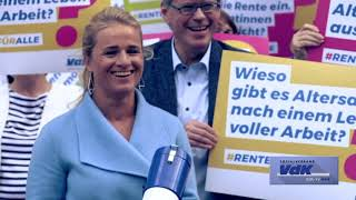 Video: VdK-Kampagne #Rentefüralle: Was bisher geschah
