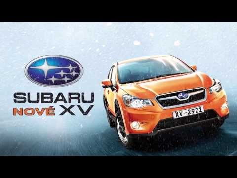 Subaru XV Snow Session 2014 - Official video