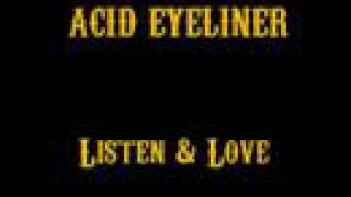 Acid Eyeliner
