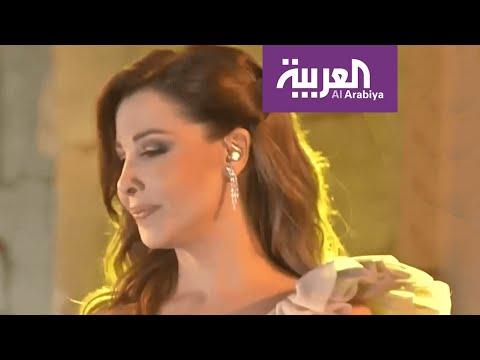العرب اليوم - شاهد: وائل كفوري ونانسي عجرم يتألَّقان في جرش