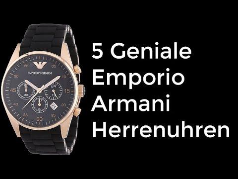 Emporio Armani Uhren Herren