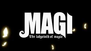 Иной взгляд на сказку - Magi: The Labyrinth of Magic (Мнение Обывателя)