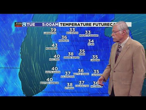 Storm Team 8 Forecast: 11 p.m.101419