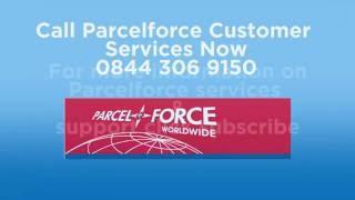 Parcelforce Customer Service | 0871 789 6541