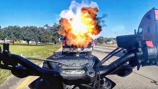 Stupid, Crazy & Angry People Vs Bikers 2018 [Ep.#584] ROAD RAGE