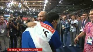 Олимпиада-2012. Небывалый триумф российских дзюдоистов