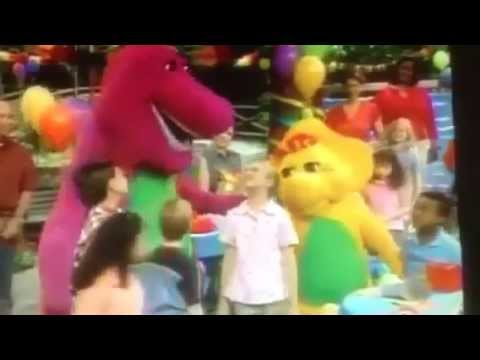 Barney I Love You 2007 Version