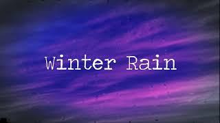 Winter Rain  [Jazzy / lofi  / Chill Hop]