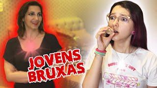 JOVENS BRUXAS - DESCOBRINDO SEGREDOS (Quarto Episódio) | Luluca