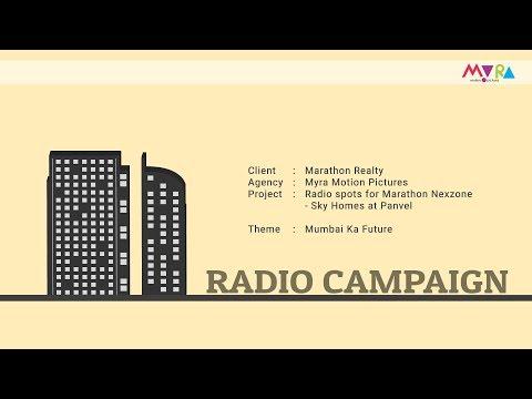 Marathon Nexzone Radio Campaign - Mumbai Ka Future