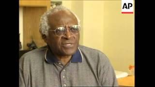 Desmond Tutu Calls For Action Against Mugabe And His Government