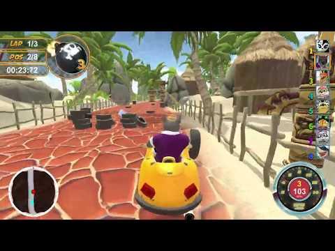 Renzo Racer - Gameplay Trailer thumbnail