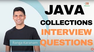 Java Collections Interview Questions and Answers -  New Version