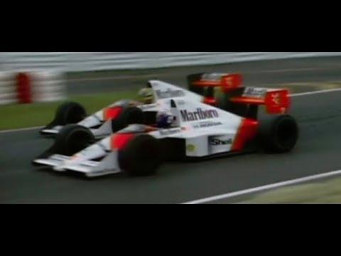 Title deciding crash GP (Classic)