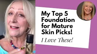 Hear all about what Margaret from sixtyandme thinks about our Ageless Elixir foundation