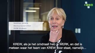RIBW Brabant - KREW (werken en leren)