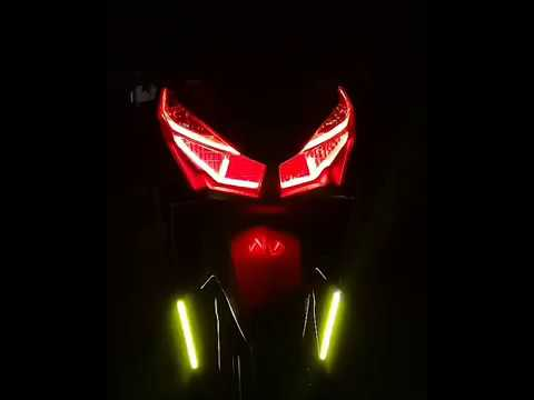 Video MODIFIKASI VARIO 125 LED