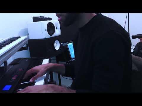 Daniel Ray Playing over Kehlani's Nights Like This Acapella
