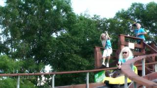 Tarzāna Šķēršļu parks / Tarzan's Obstacle Park (Official Video)