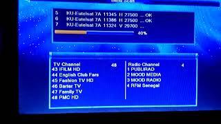 Eutelsat 7A 7-0°E - ฟรีวิดีโอออนไลน์ - ดูทีวีออนไลน์ - คลิป