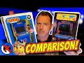 Ms Pacman: Arcade Classics Vs My Arcade Mini Arcade Sho