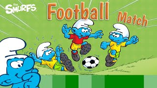 Play with The Smurfs: Football Match • The Smurfs