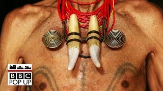 Headhunter: My Tattoos Signify The Heads Ive Taken- BBC News