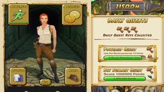 Temple Run 2 : Free 500 Gems Like A Boss | 2018 Hack - Самые лучшие