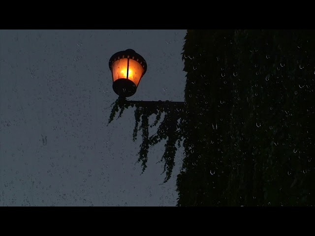 Heavy Rain Sounds for Sleeping, Relaxing & Study   Fall Asleep Faster w/ Pouring Rain (No Thunder)