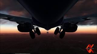 zibo 737 takeoff config warning - TH-Clip