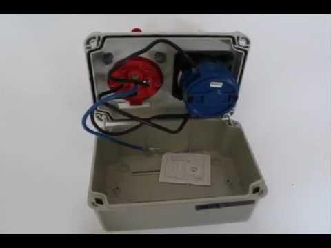 Wymagania dla energii elektrycznej jednofazowego